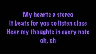 Stereo Hearts Gym Class Heroes Ft Adam Levine