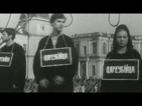 Казнь Софьи Перовской. Sofia Perovsky's Execution