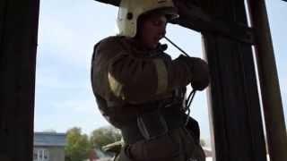 Самоспасание у пожарных