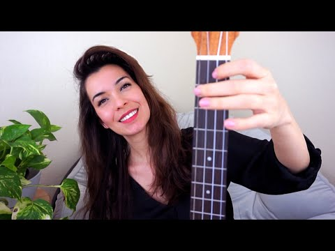 HOW TO PLAY THE MOST IMPORTANT BARITONE UKULELE CHORDS
