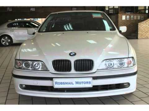 2000 Bmw 5 Series 540i A T E39 Auto For On Trader South Africa