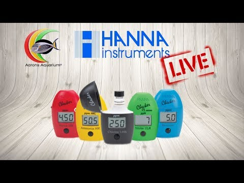 Hanna Instruments Q&A And Checker Demo