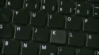 Замена кнопки клавиатуры Acer Aspire