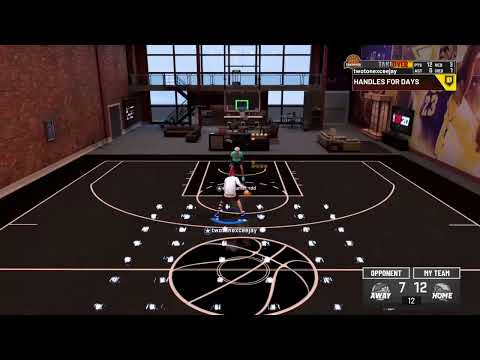 ALL STAR 2PLAYMAKING SHOT CREATOR ON STREAM JOIN UP