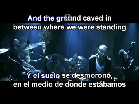 Linkin Park New divide (Official) [Subtitulado en Español - Inglés / lyrics]