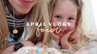 What I Ate Today, Sowing Seeds &amp Behind The Scenes  THREE DAY VLOG  Rhiannon Ashlee Vlogs