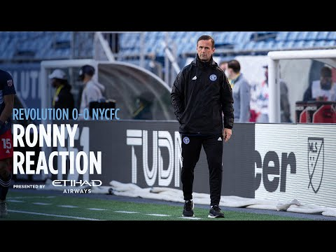 Ronny Deila Reaction | New England Revolution 0-0 NYCFC