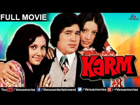 Karm Full Movie | Bollywood Movies Full Movie | Rajesh Khanna Movies | Bollywood Full Movies