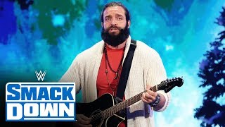 Elias plays Christmas tune to motivate The Revival: SmackDown, Dec. 20, 2019