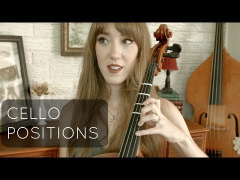 How To Music - 2nd and 3rd Positions For Cello | Sarah Joy