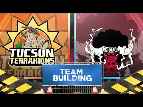 Tucson Terrakions UCLS3 Week 3 Team Builder vs Chicago Bouffalants