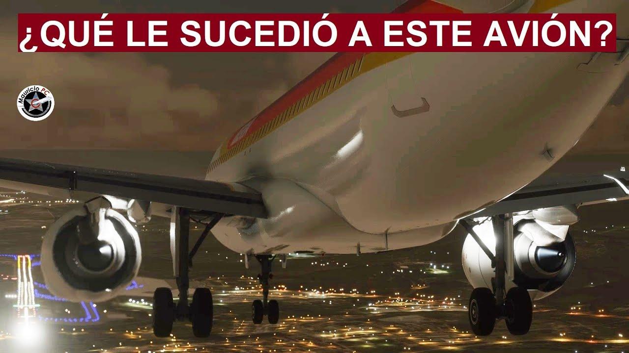 El avión de Iberia que desobedeció a los pilotos - Vuelo 1456 de IB