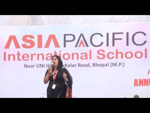 Annual Sports Day | Asia Pacific International School