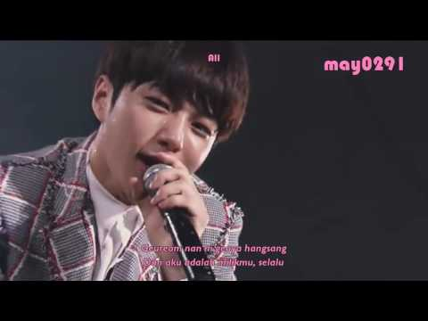 [INDO SUB] INFINITE - Cover Girl (LIVE @Dilemma Concert In Tokyo)