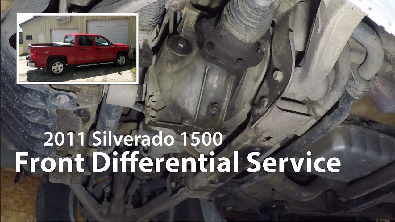 2011 silverado front differential service youtube installing wiring harness on lmm duramax 2011 silverado front differential service