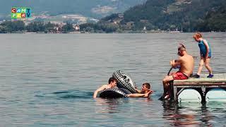 Camping Fleiola sul Lago di Caldonazzo - Trentino