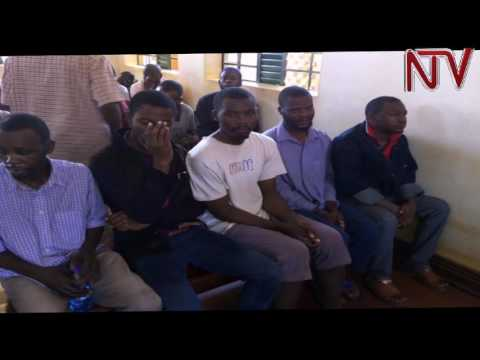 Kaweesi murder suspects charged at nakawa magistrates court amid tight security