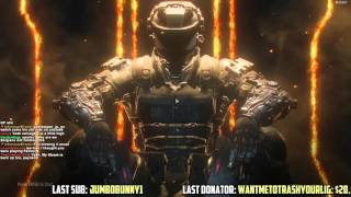 (Nov 10, 2015) Black Ops 3: Makin