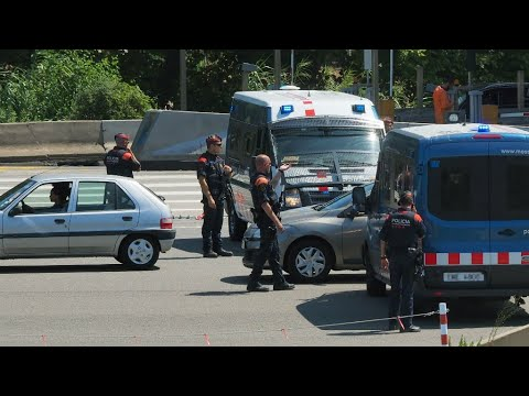 Spain Attacks: Police extend search for...