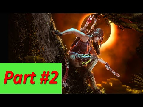Shadow of the Tomb Raider Walkthrough Gameplay Part 2 - (PC ) Amit Gaming