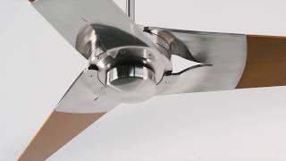 Torsion Ceiling Fan | The Modern Fan Company