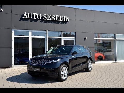 LAND ROVER VELAR S PETROL 250 PANORAMA, TFT BEST CARS FROM AUTOSEREDIN GERMANY !!!
