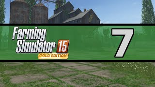 Let's Play FS15: Gold Edition (Sosnovka) | Ep. 7 - Header Trailer Failure