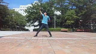 Kis-My-Ft2さん(キスマイ) 「Because I Love You」 ラストサビ dance cover?アルバム「FREE HUGS!」発売決定おめでとうございます?