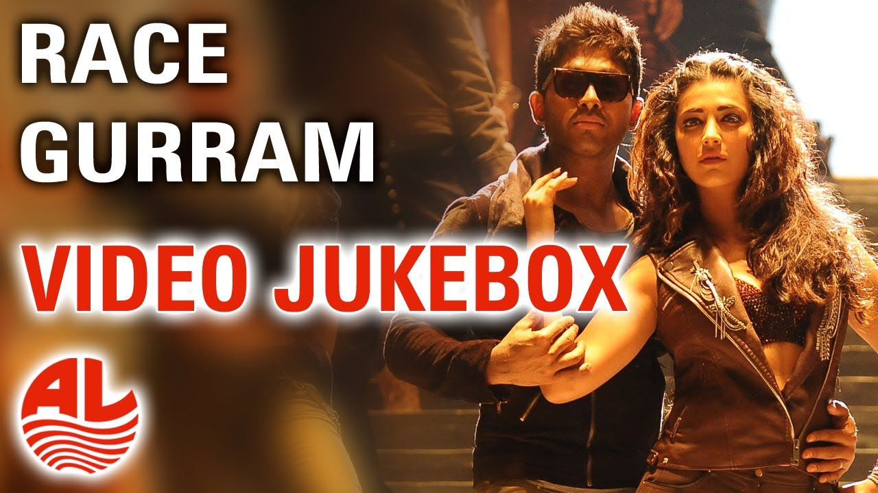 Songs in race gurram