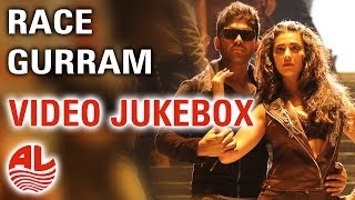 Race Gurram Songs |  Race Gurram Full Videos Jukebox | Allu Arjun, Shruti Hassan, S.S Thaman