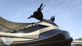 Grand Theft Auto Online first video test nextgen p