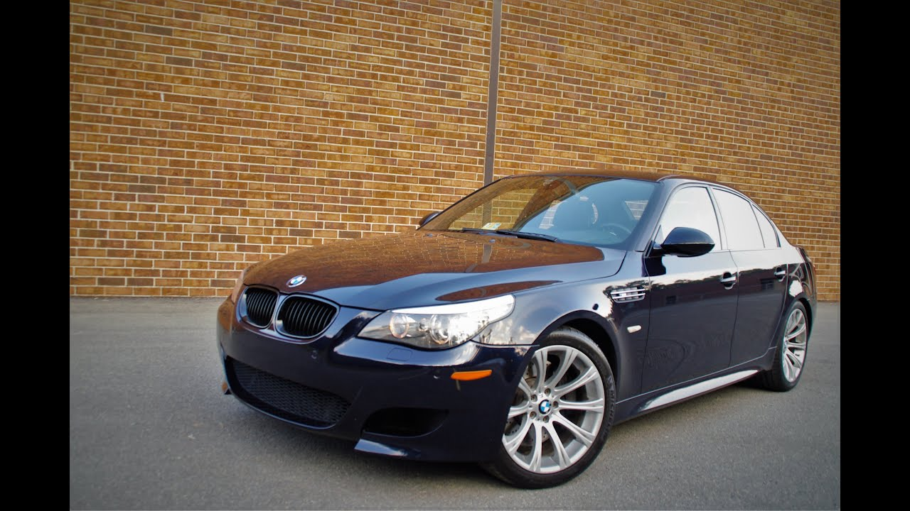 2009 bmw e60 m5 stock exhaust youtube. Black Bedroom Furniture Sets. Home Design Ideas