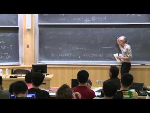 Boundary integral equations -  Alex Barnett