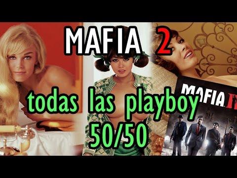 MAFIA 2 SEXY LOGRO - TROFEO MUJERIEGO (LADIES MAN) 50/50 REVISTAS PLAYBOY: VITO EL PAJERO