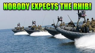BF4 Double Vision RHIB Shot! RHIB Destroys All.. Mostly | Battlefield 4 Boat Gameplay