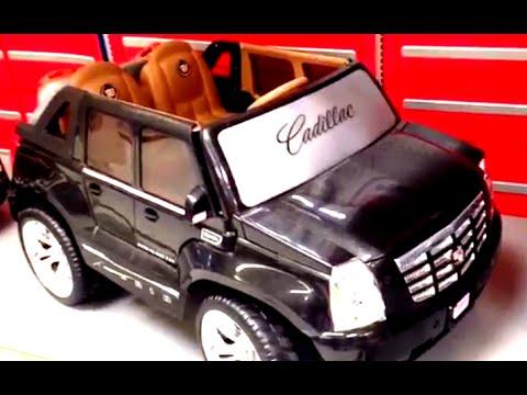 POWER WHEELS Cadillac Escalade [Custom Edition]