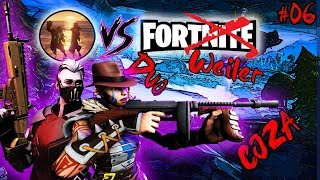 #CJZA | Let's Stream Fortnite | Chorweiler storms Forweiler! | With General Franz and Commander Alex