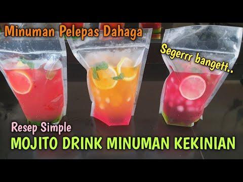 mojito-drink-minuman-segar-kekinian