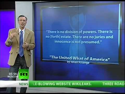 WikiLeaks Changed the World