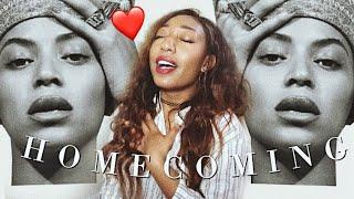 Beyoncé - Before I Let Go (Homecoming live bonus track) Reaction Simplykash #BEYCHELLA