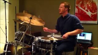 Drum Cover: Going Mobile - The Who
