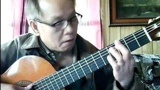 Ru Em (Trịnh Công Sơn) - Guitar Cover by Hoàng Bảo Tuấn