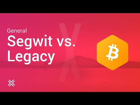 Segwit Vs Native Segwit (Bitcoin Segregated Witness Explained)