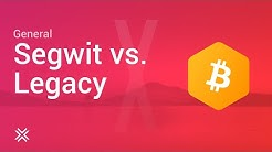 Segwit vs Native Segwit (Bitcoin segregated witness explained)