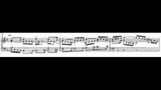 J.S. Bach - BWV 1080 - Contrapunctus 7 (per augmentationem et diminutionem)