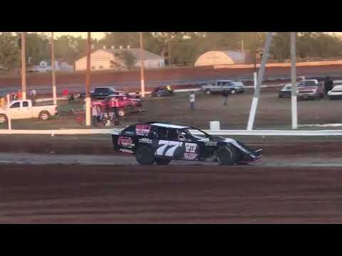Kyle Goforth 77s 10-22-17 @Enid Speedway - dirt track racing video image