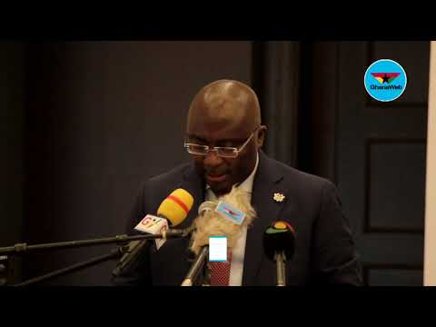 We want an economy that will rely on domestic resources, not aid - Bawumia