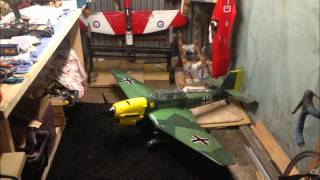 how to make a stuka with sound