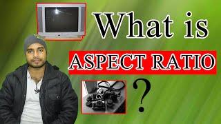 Aspect Ratio Kya Hai | What is Aspect Ratio | Video me upar Niche black pati kyun ata hai ?