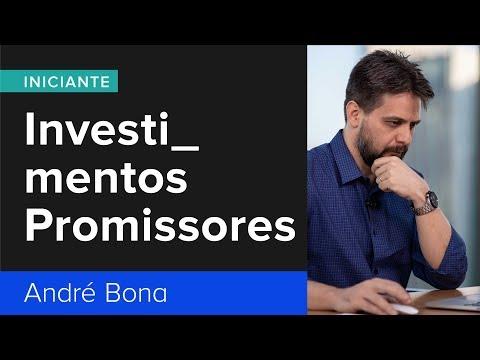 Investimentos mais promissores para 2019 - André Bona